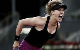 Tennis: tennis grand slam bouchard madrid