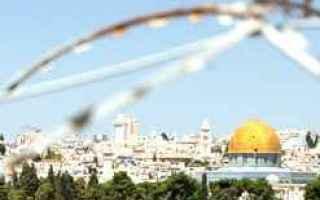 Politica: israele  palestina  conflitto  soluzione