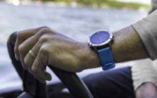 Gadget: garmin quatix 5  smartwatch  wearable