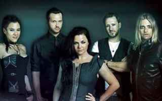 Musica: evanescence  amy lee  rock  gothic