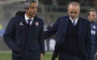 Serie A: fiorentina  lazio  pioli