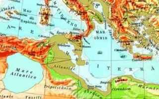 Storia: atlantide  canale di sicilia  tritonide