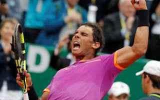 Tennis: tennis grand slam nadal thiem