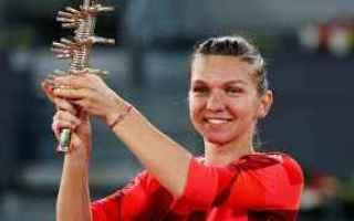 Tennis: tennis grand slam halep madrid