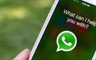 Social Network: whatsapp  siri  messaggi