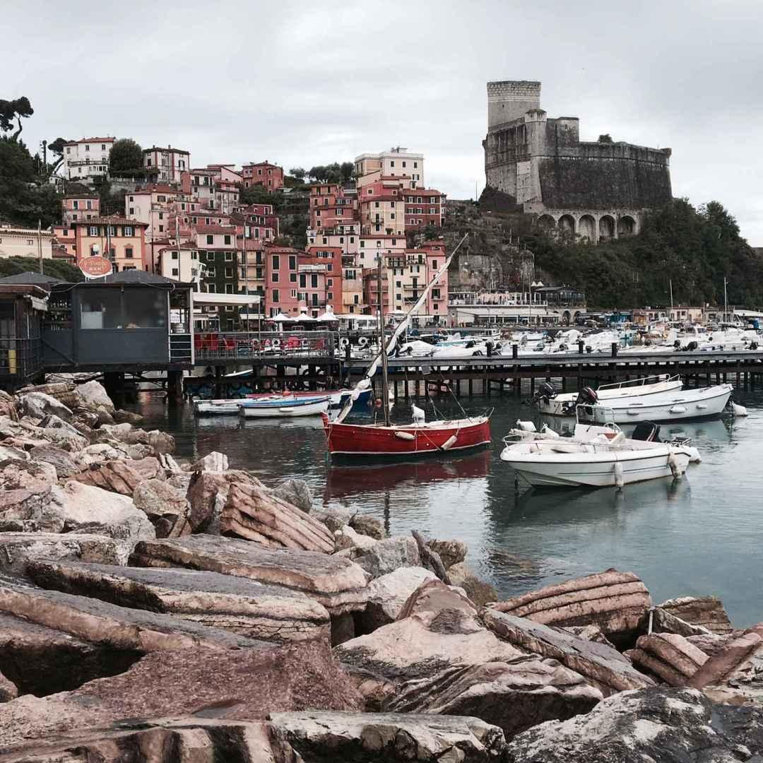 turismo  liguria  borghi  italia