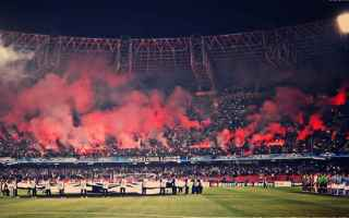 Calcio: calcio  napoli  de laurentiis  stadio