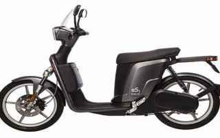 Moto: askoll es3  scooter elettrico  moto
