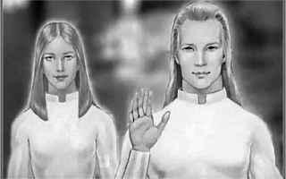 Cultura: pleiadiani  sette sorelle  spencer