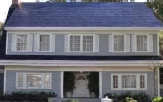 Casa e immobili: solar roof  tesla  elon musk
