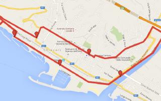 Genova: running  maratona  liguria