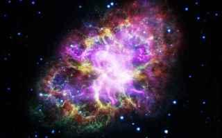 Astronomia: nebulose  pulsar