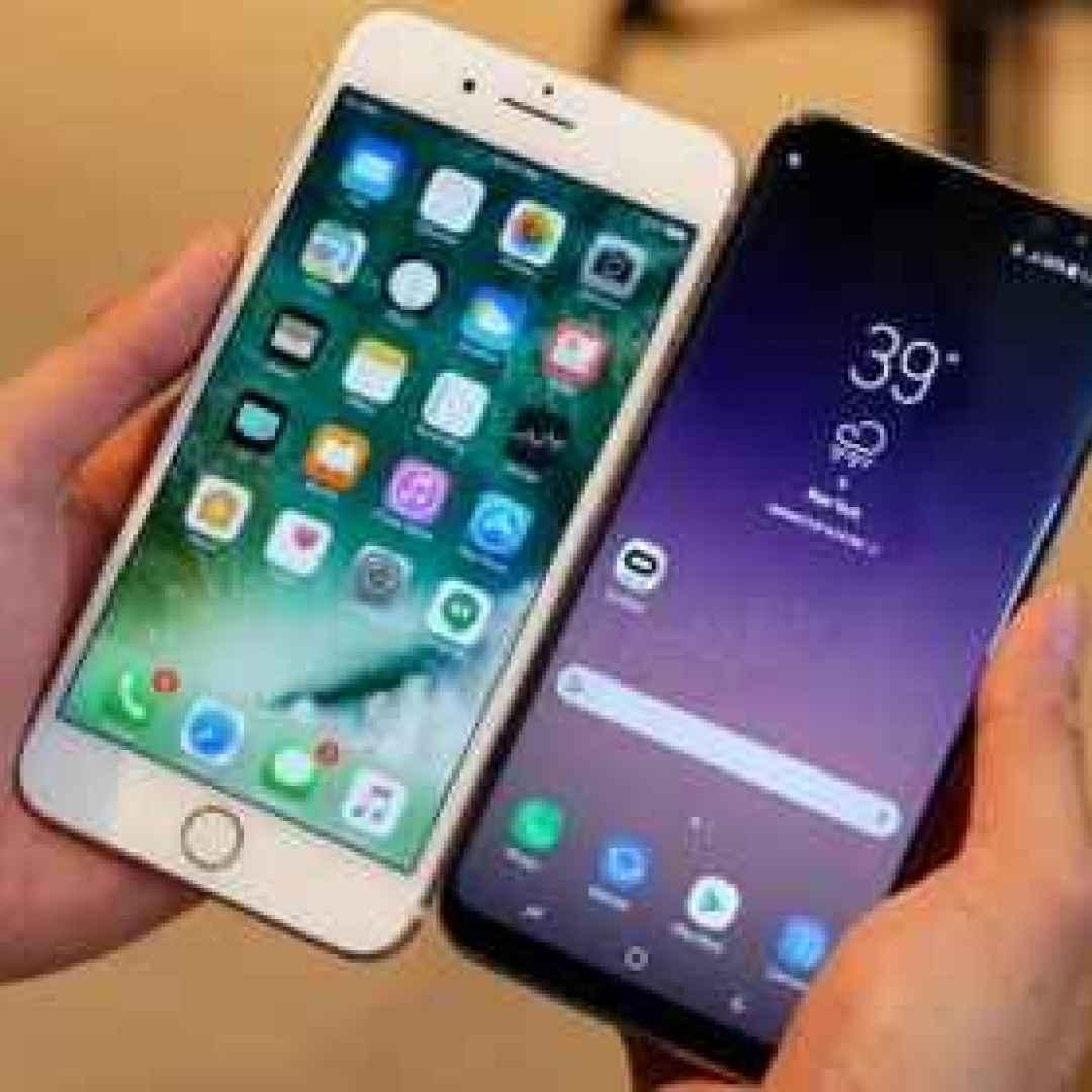 galaxy  iphone  smartphone