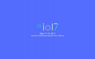 Google: google i/o  google  android  tech  smart