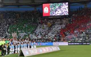 Coppa Italia: coppa italia  lazio  juventus