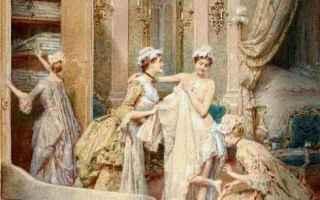 Storia: vaso da notte  versailles igiene