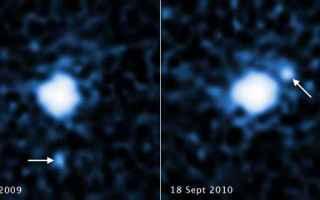 Astronomia: hubble  pianeti nani  lune