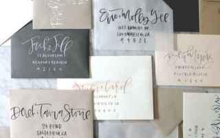 Moda: partecipazioni  inviti matrimonio  buste