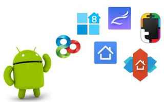 Android: android launcher app modding
