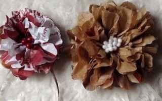 Design: fiori  fiori decorativi  fiori di carta