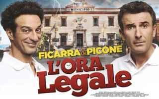 Cinema: ficarra e picone dvd ora legale commedia