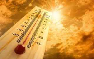 Meteo: estate  meteo  caldo  sole  agosto