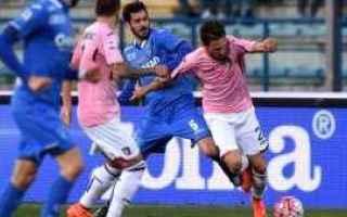 Serie A: empoli  palermo  crotone