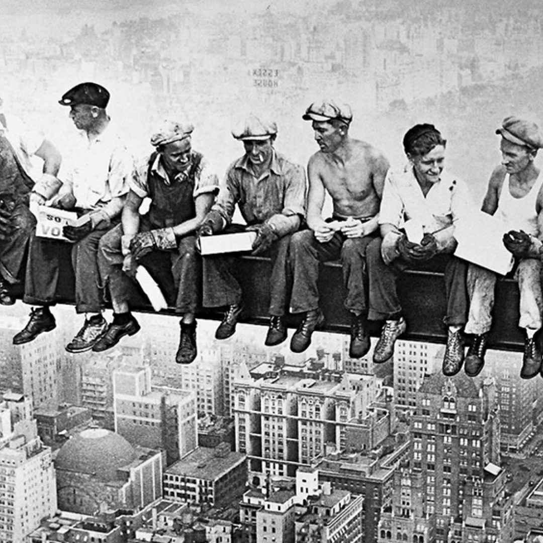 fotografia  storia  bianconero  new york