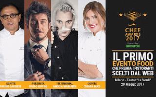 Cultura: chef awards premi cucina milano