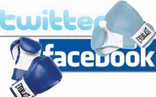 Social Network: facebook  twitter  live  android  apps