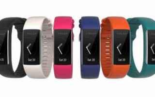 Gadget: polar  smartband  fitness tracker