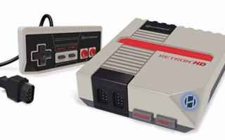 retron hd  consolle  nintendo mini nes