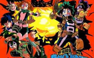 anime  manga  fumetti  cartoni