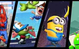 Mobile games: android  endless runner  videogiochi  games