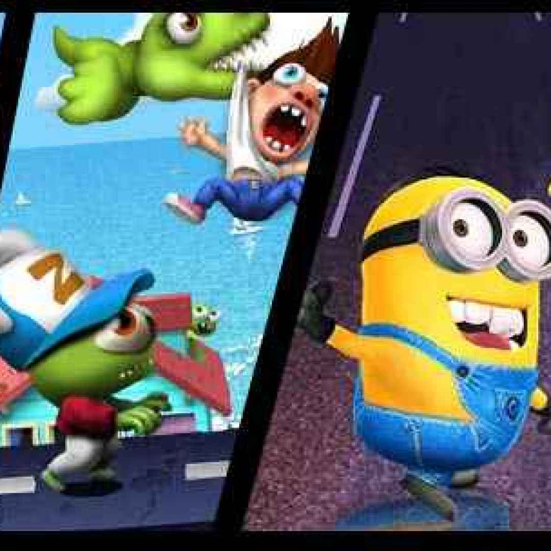 android  endless runner  videogiochi  games