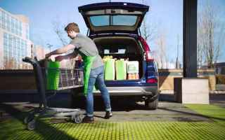 Tecnologie: amazon  amazon fresh pickup  tecnologia