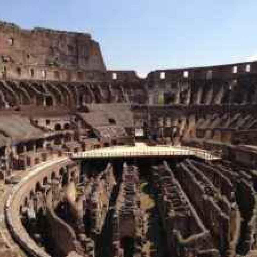 colosseo  antica roma  anfiteatro flavio