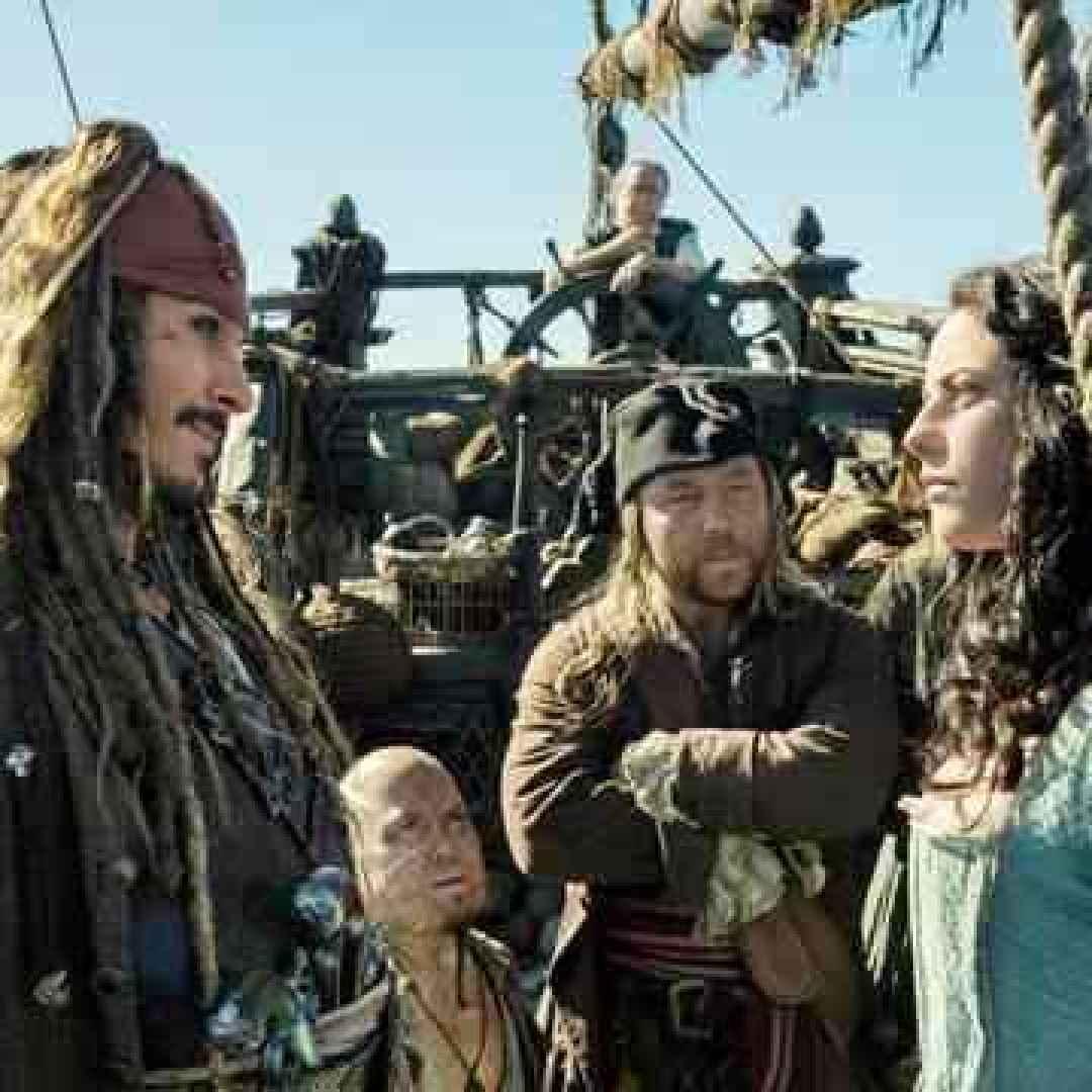 cinema  johnny depp  pirati caraibi