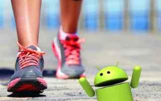 Sport: android  sport  contapassi  applicazioni