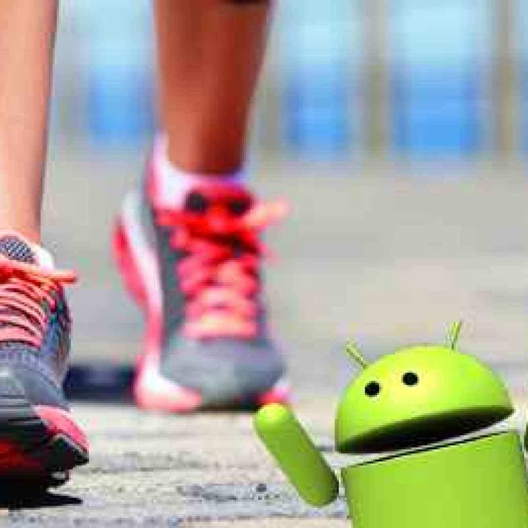 android  sport  contapassi  applicazioni