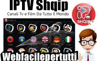 App: iptv shqip  iptv  app