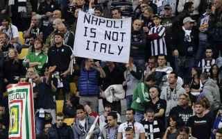 Serie A: napoli  serie a  razzismo  vesuvio