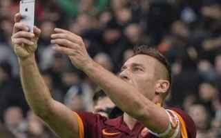 Calcio: totti addio roma