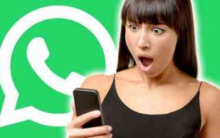 Internet: whatsapp  bufala