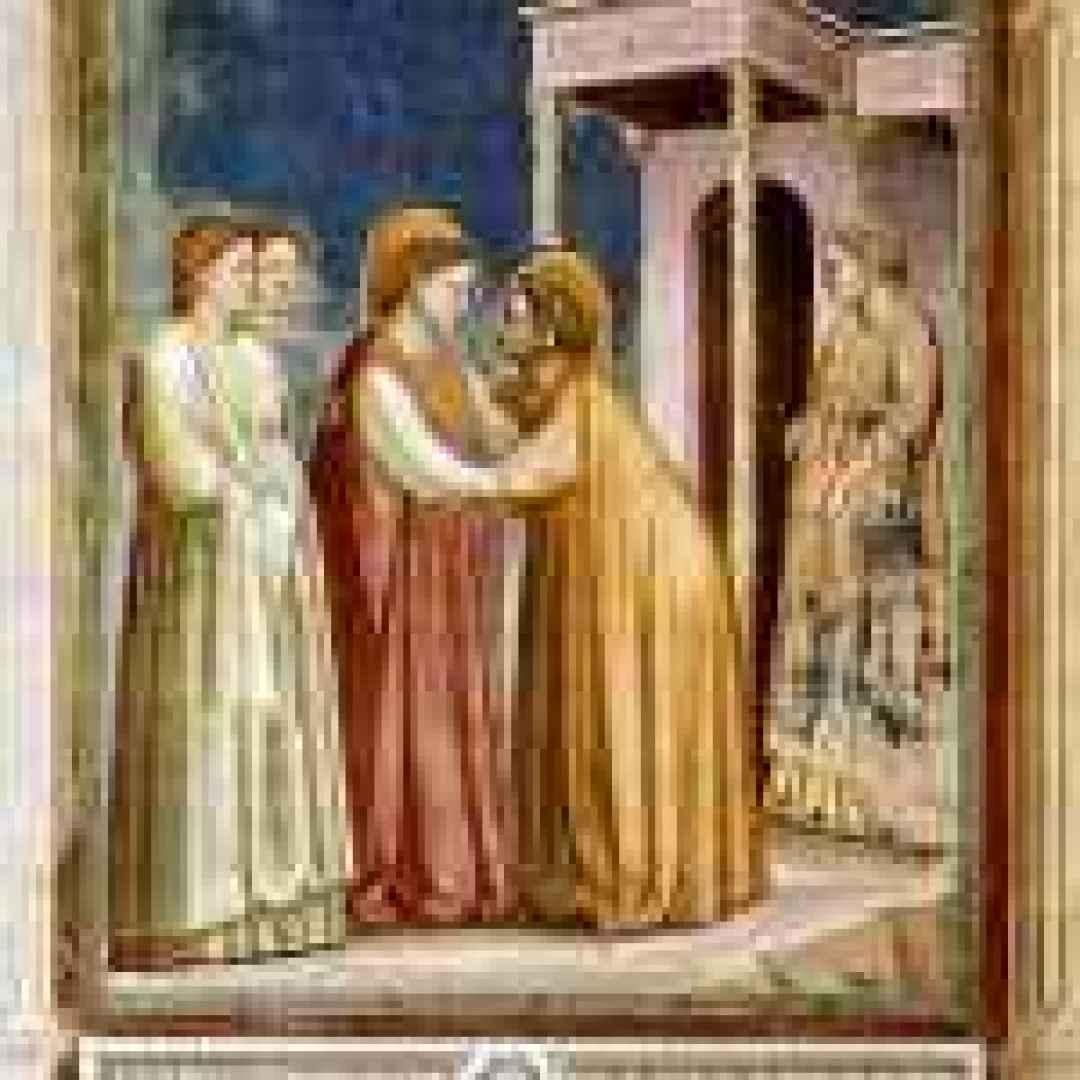 vergine maria  elisabetta  gesù  arte