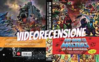 Libri: he-man  masters of the universe  motu