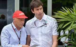 Formula 1: f1  wolff  pirelli  mercedes  ferrari