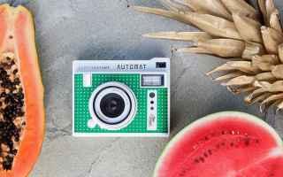 Fotocamere: lomography  fotografia  instant  camera