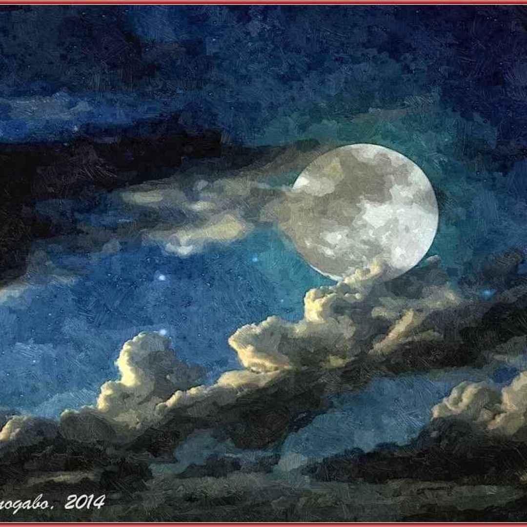 luna  poesia  sera  sole  totò