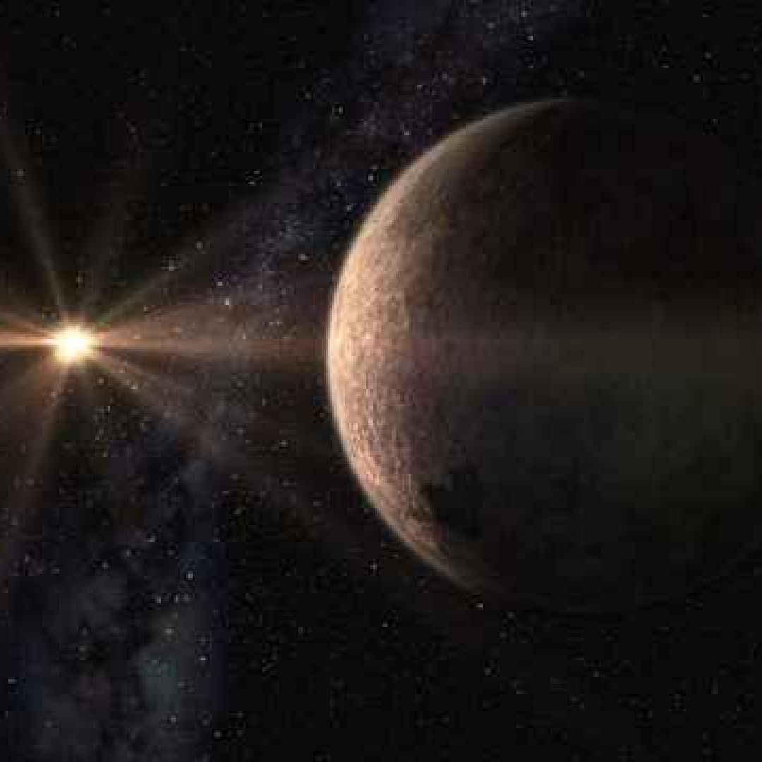 pianeta extrasolare  roccioso  acqua